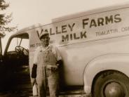 Milk Delivery Truck