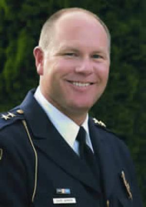Chief of Police Kent Barker